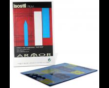 100 feuilles papier carbone - ISOSTIL - Format A4 - Pour travaux manuscrits