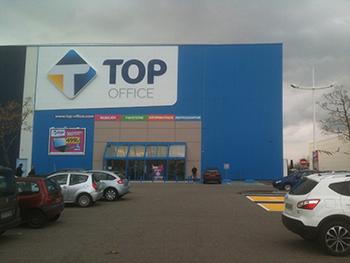Top office avignon le pontet fourniture et mobilier de bureau - Top office villeneuve d ascq horaires ...