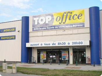 Top office toulouse gramont papeterie et mobilier de bureau - Top office villeneuve d ascq horaires ...