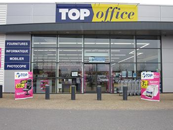 Top office rennes vitr papeterie et fourniture de bureau - Top office villeneuve d ascq horaires ...