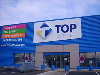 Top Office Poitiers Chasseneuil du Poitou fourniture de bureau