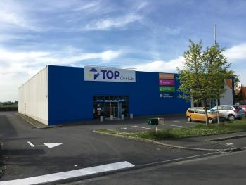Top Office Rennes CessonSvign fourniture et mobilier de bureau