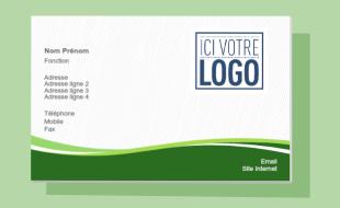 CARTES DE VISITE XL 82 Cm X 128