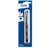 Stylo roller - TOP OFFICE - Noir