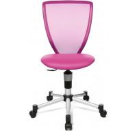 Chaise de bureau TITAN Junior - Rose
