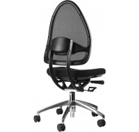 Chaise de bureau Open Base Deluxe - Noir