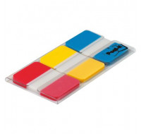 Marque pages rigides - POST IT - Assortiment de couleurs