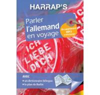 """Larousse Harrap's """" Parler Allemand en voyage """""""