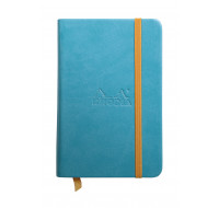 Carnet - RHODIARAMA - A6 - Ligne - 192 pages - Turquoise