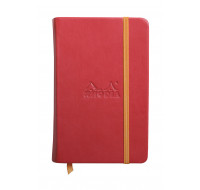 Carnet - RHODIARAMA - A6 - Ligne - 192 pages - Coquelicot