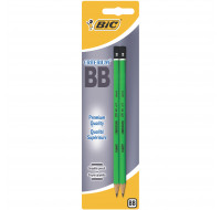 Lot de 2 crayons graphite 2B - BIC