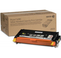 Toner laser 106R1390 - Xerox - Jaune