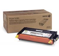 Toner laser 106R1394 - Xerox - Jaune - Grande Capacité