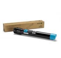 Toner laser 106R1436 - Xerox - Cyan - Grande Capacite