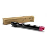 Toner laser 106R1437 - Xerox - Magenta - Grande Capacite