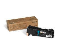 Toner laser 106R1594 - Xerox - Cyan - Grande Capacité