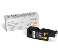 Toner laser 106R1629 - Xerox - Jaune