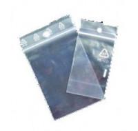 100 sacs à fermeture rapide - ANTALIS - 8x12cm