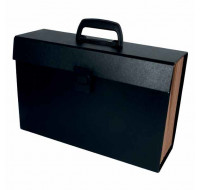 Valisette de classement - 19 compartiments - TOP OFFICE - 32x13x23 cm