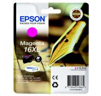 Cartouche d'encre EPSON 16 XL T1633 stylo à plume - Magenta