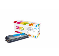 Toner laser compatible Brother TN320 - ARMOR - Cyan
