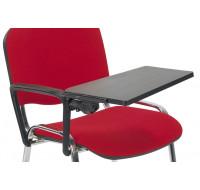 Tablette écritoire pour chaise - Noir