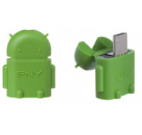 Adaptateur micro USB - PNY - Smartphones et tablettes