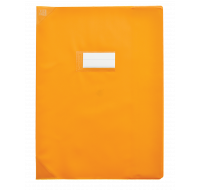 Protège-cahier Strong Line 17x22 cm -  ELBA - Orange