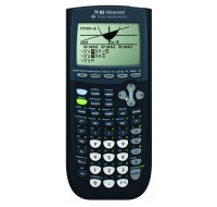 Calculatrice Graph TI-82 Advanced - TEXAS INSTRUMENTS