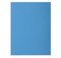 Lot de 30 sous-chemises Rock's 80 22 x 31 cm - EXACOMPTA - Bleu