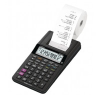 Calculatrice imprimante HR-8RCE - CASIO - Noir