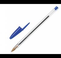 Stylo à bille cristal - BIC - Pointe moyenne - Bleu