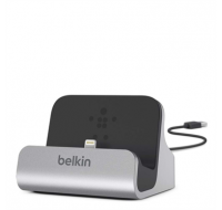 Dock de recharge pour Iphone/Ipod/Ipad - BELKIN - Gris