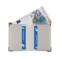 Portefeuille extra-plat - CODAMEX - Blindé - Gris