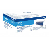 Toner compatible BROTHER TN423C - BROTHER - Cyan