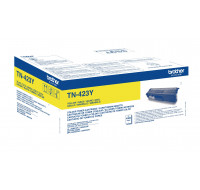 Toner compatible BROTHER TN423Y - Jaune