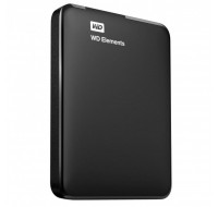 "Disque dur portable Elements - WESTERN DIGITAL - 2,5"" - 1 To - Noir"