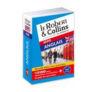 Dictionnaire de poche Anglais - LE ROBERT & COLLINS - Mini-dictionnaire