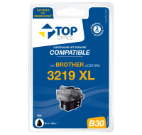 Cartouche d'encre compatible BROTHER : LC3219 XL - TOP OFFICE - Noir