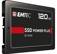Carte SSD interne Power plus - EMTEC - 120 GO