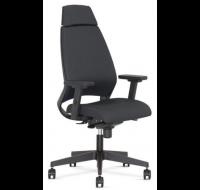 Chaise de bureau KEMA - Noir