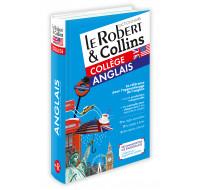 Dictionnaire anglais-français - LE ROBERT & COLLINS - Niveau A1, A2, B1