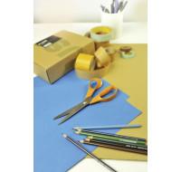 FISKARS Ciseaux à lames auto affutantes, inoxydables, 21cm Classic, pour droitiers - ADVEO - 400393