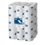 Colis de 9 draps d'examen 2 plis blanc TORK