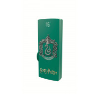 Clé USB 2.0 Harry Potter - EMTEC - 16 GO - Vert/écusson Serpentard