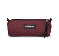 Trousse benchmark rectangulaire - 1 compartiment - EASTPAK - Crafty Wine