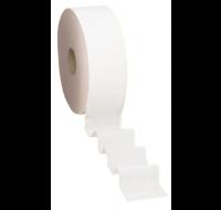 Colis de 12 Bobines de Papier toilette Mini Jumbo - TORK - Blanc uni
