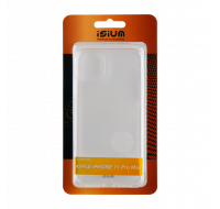 Coque pour Iphone 11 Pro Max - ISIUM - Transparent