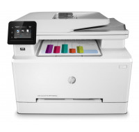 Imprimante multifonction Color LaserJet Pro M283FDW - HP - Blanc
