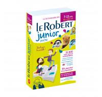 Dictionnaire de poche Junior - LE ROBERT - CE/CM/6e
